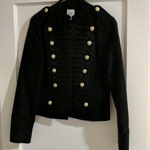 Gap Military Black Jacket